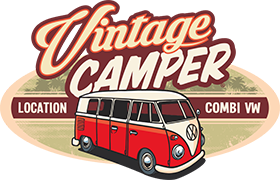Vintage Camper - Location de combi VW