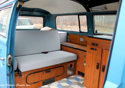 interieur westfalia