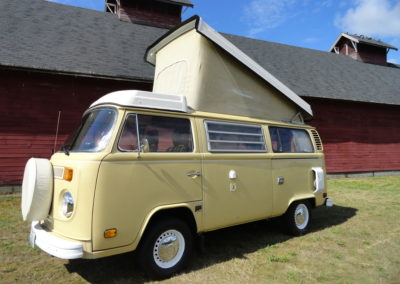 camping-car vintage