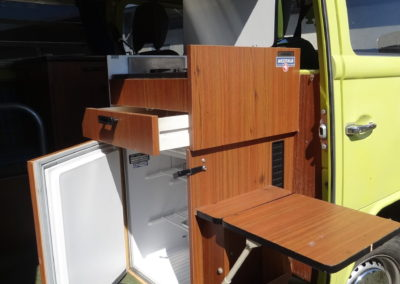 table westfalia