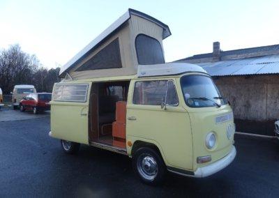 capucine neuve du combi vw vintage camper