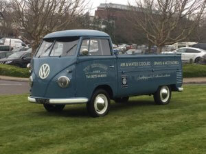 VolksWorld Show 2018 – Sandown Park – 24th & 25th March 2018