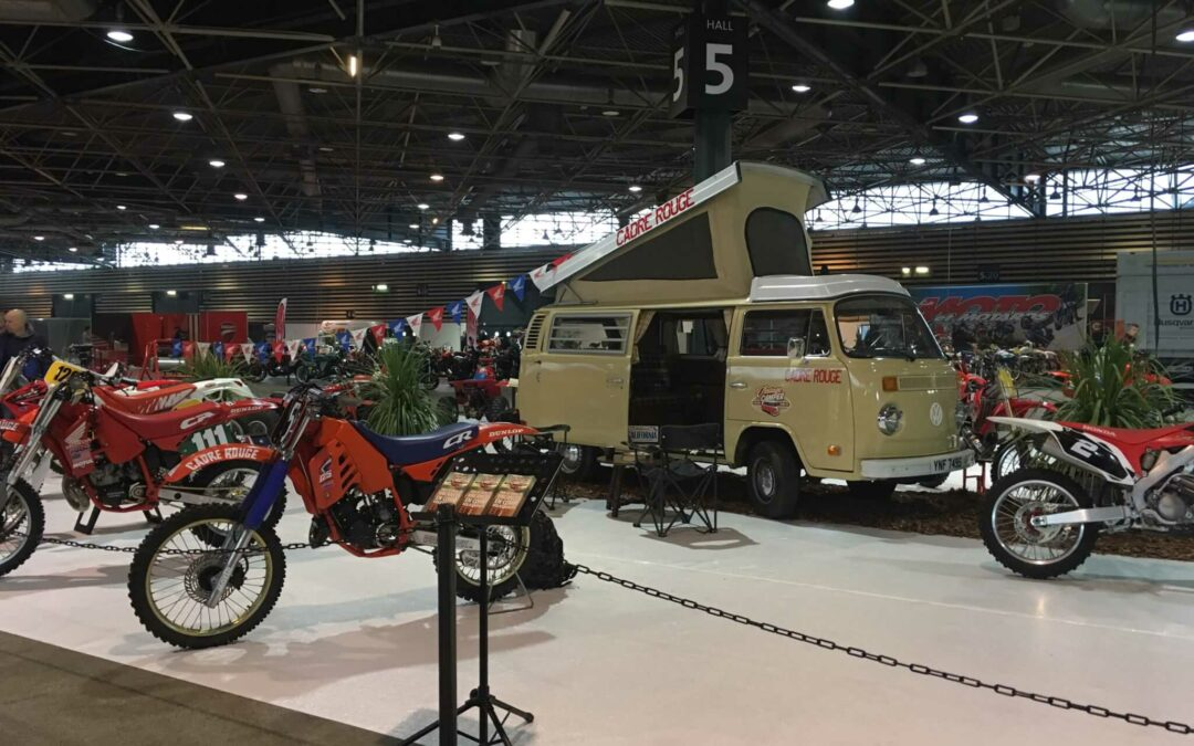 salon du 2 roues de lyon vintage camper. Black Bedroom Furniture Sets. Home Design Ideas