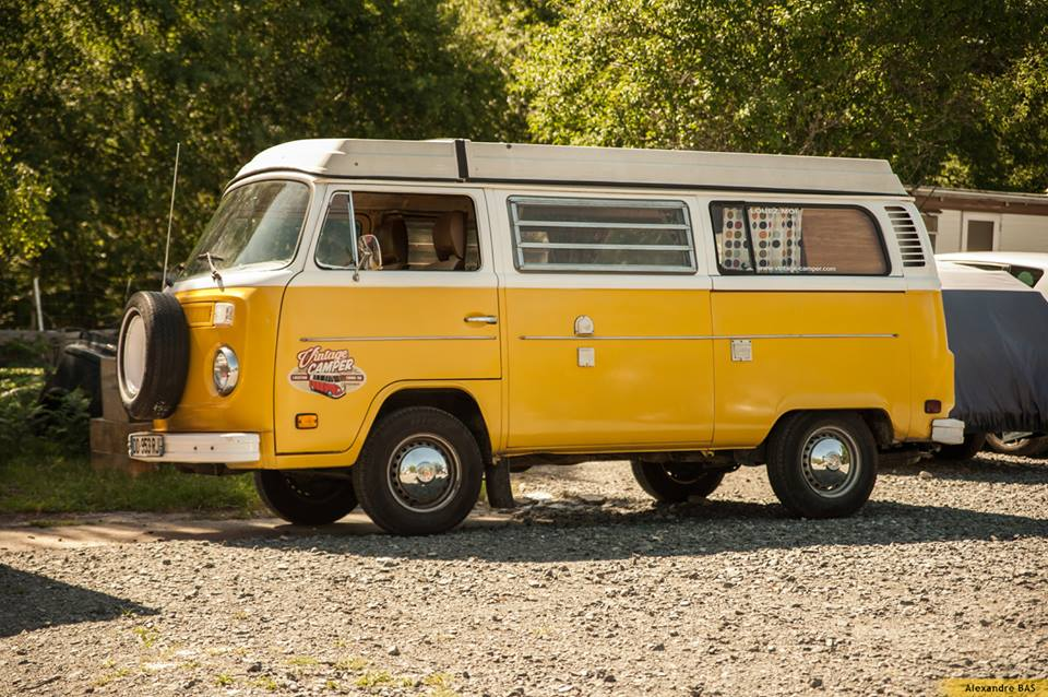 Festibus vintage camper for Location bordeaux neuf
