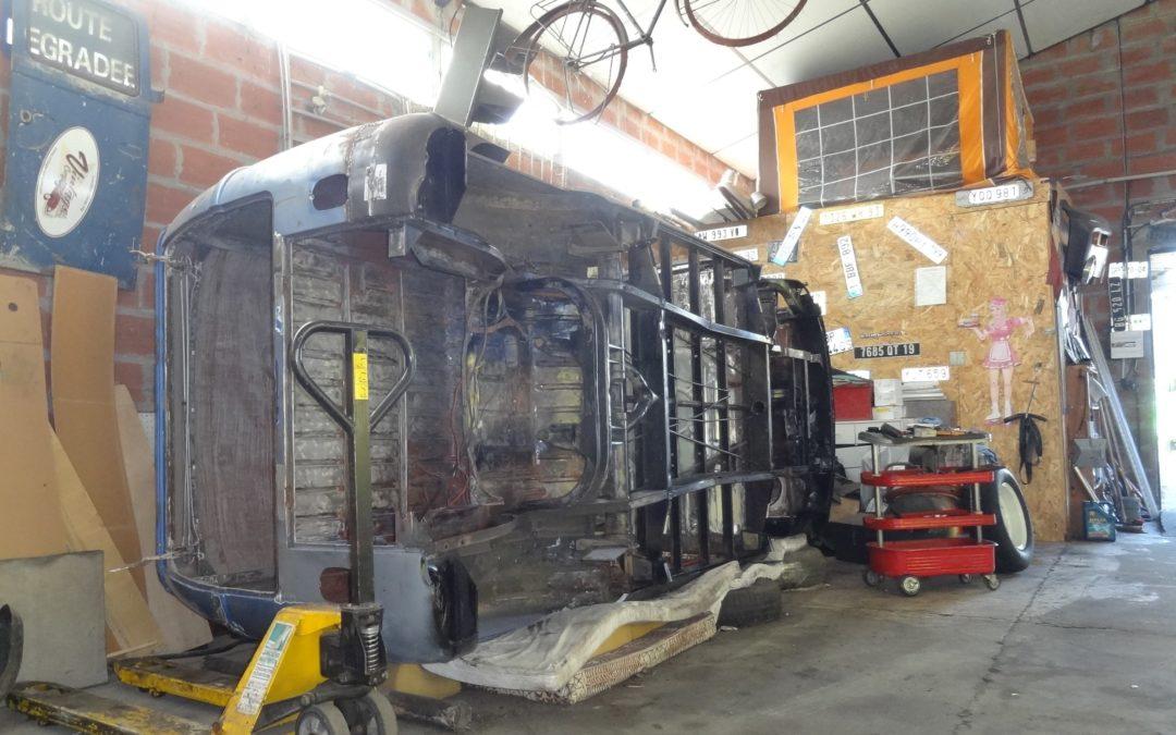 chassis combi split