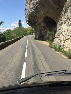 road trip combi VW