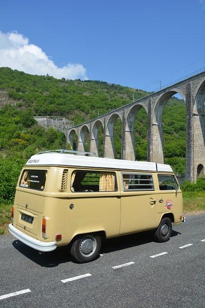 Location combi Volkswagen Vintage
