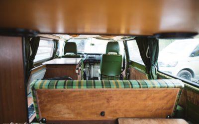 vue de l'interieur du combi