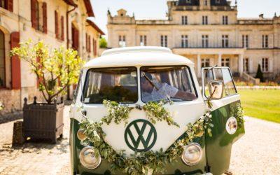 Wedding Day Bordeaux