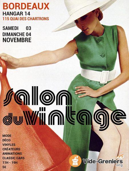 3ème salon du vintage – Bordeaux