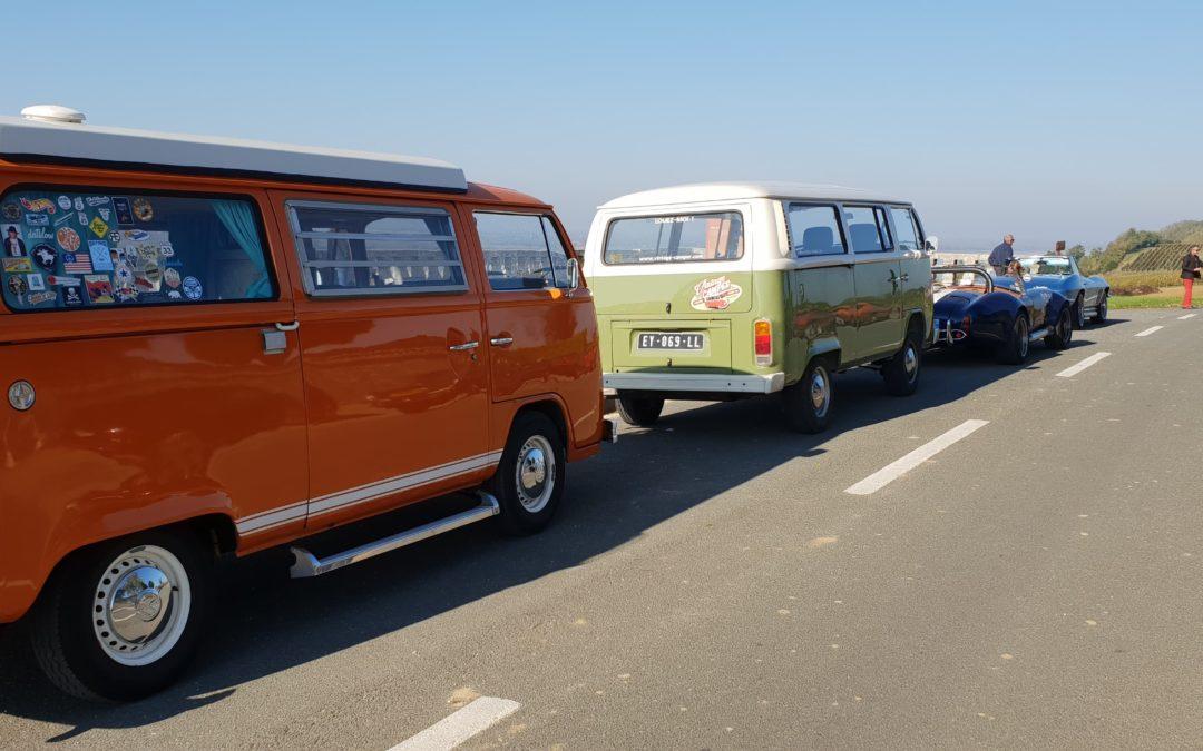rassemblement de voitures de collection – Blaye