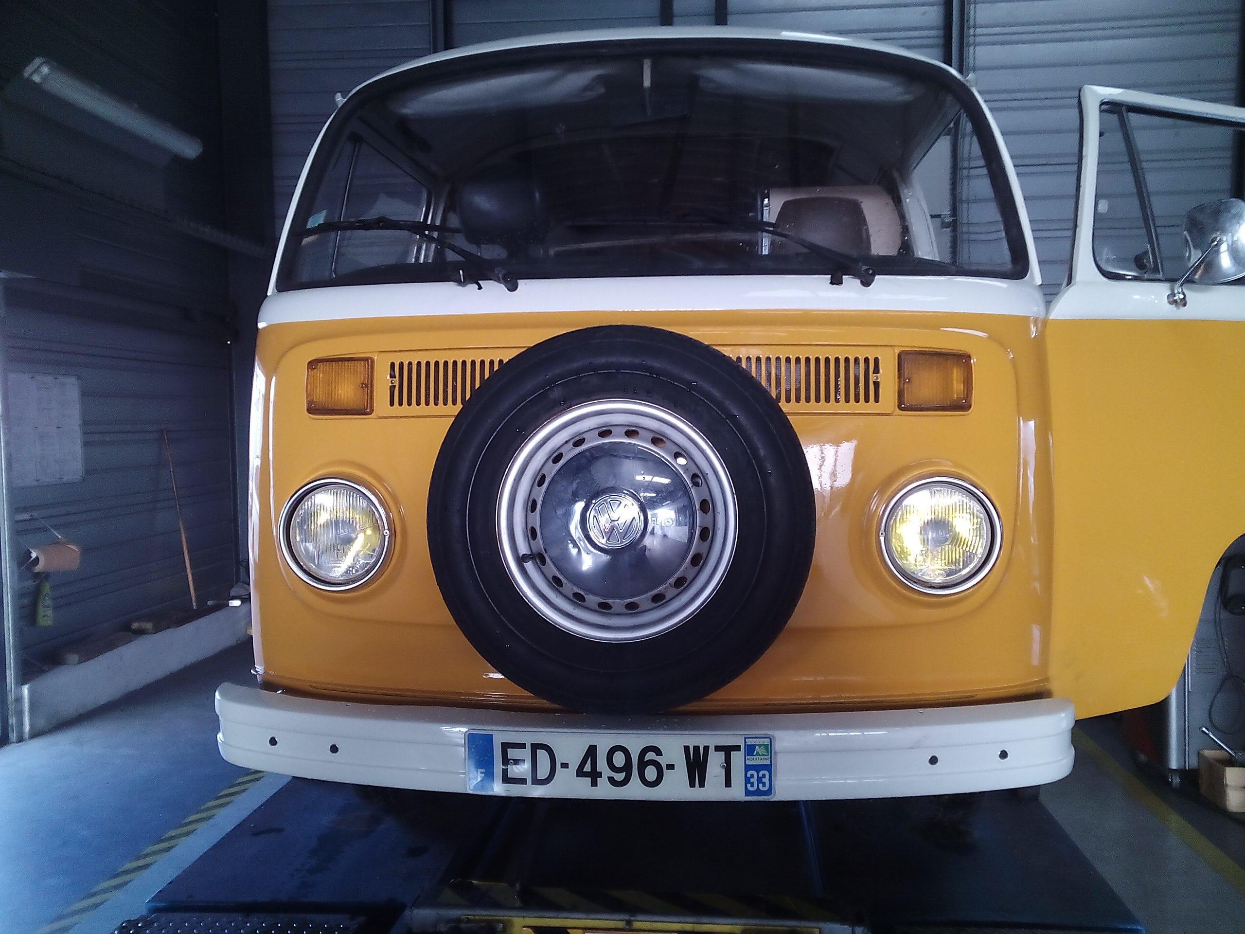 Combi VW Aménagé 4 couchages Devon