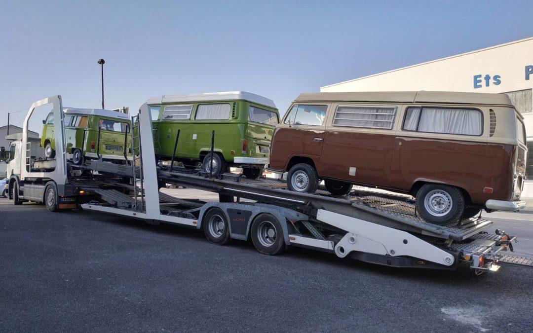 Nouvelle Agence de location de combi VW – Vintage Camper Normandie
