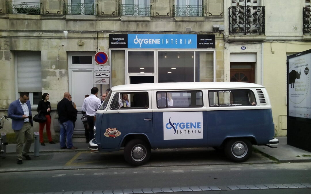inauguration agence interim – Oxygene Interim Bordeaux