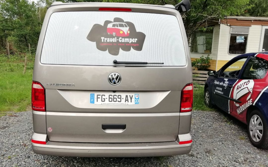 Covering by Auto Marquage – Travel Camper Bordeaux