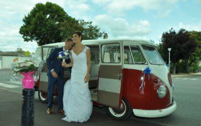 Mariage en combi split – Bordeaux Cestas