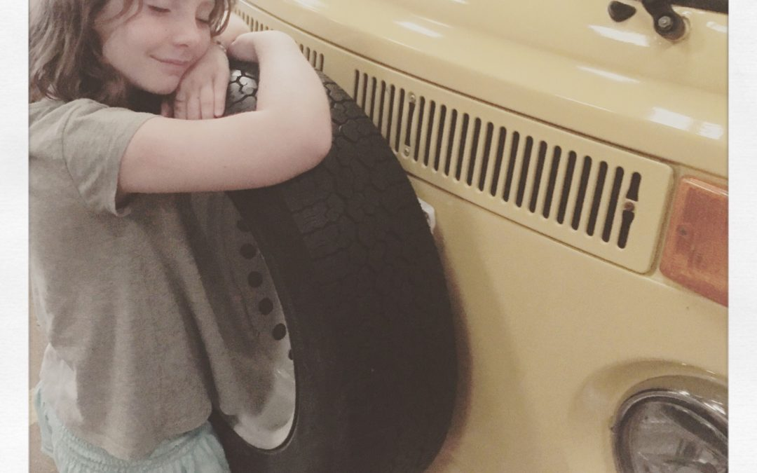 l'Amour – Vintage Camper