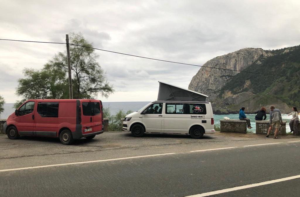location road trip Espagne