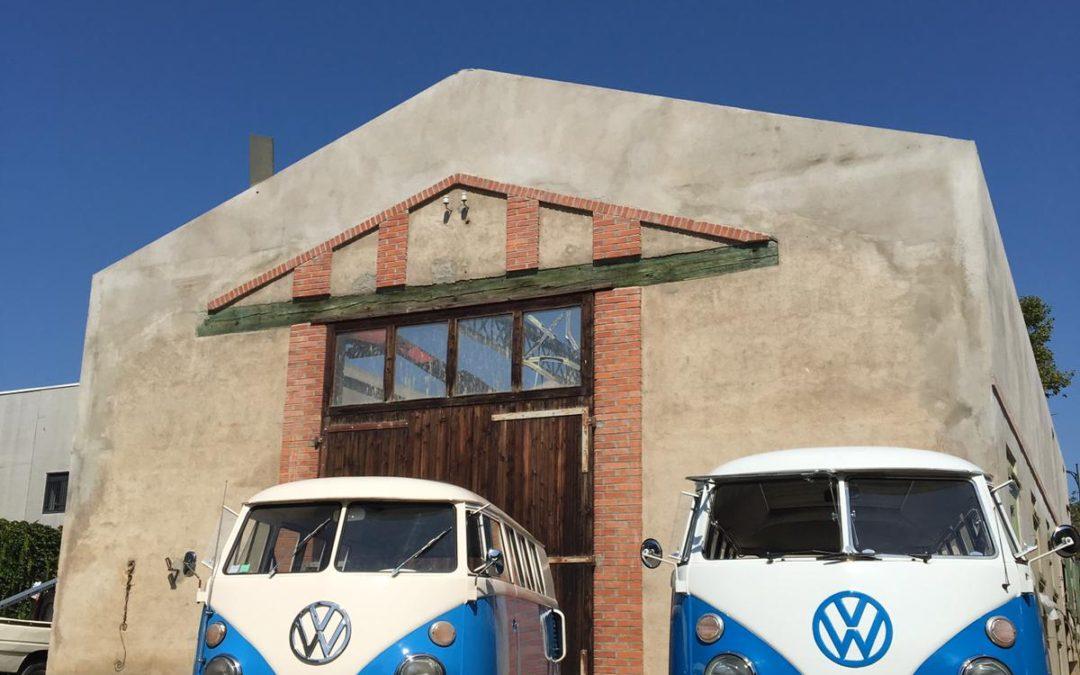 Location van vintage Toulouse – avec ou sans chauffeur