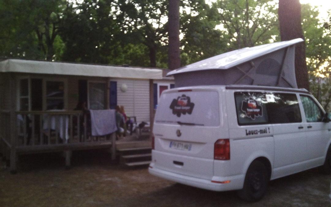 Location van aménagé – Travel Camper Bordeaux