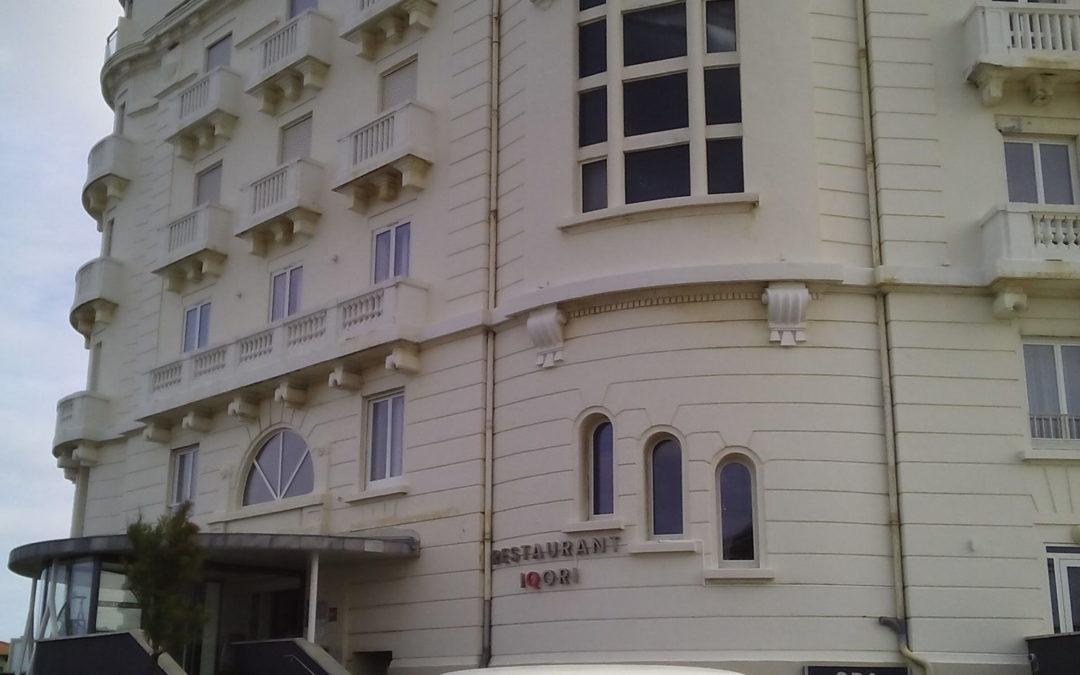 combi split à louer – Biarritz