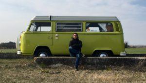 Into the wild en combi – Vintage camper Lyon