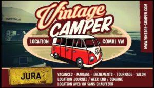 Nouvelle agence Vintage Camper dans le Jura