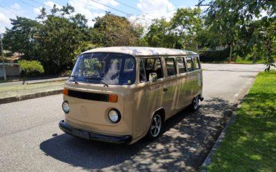 combi minibus dou brazil – Vintage Camper Bordeaux