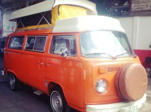 Kumquat chez Vintage Camper Jura