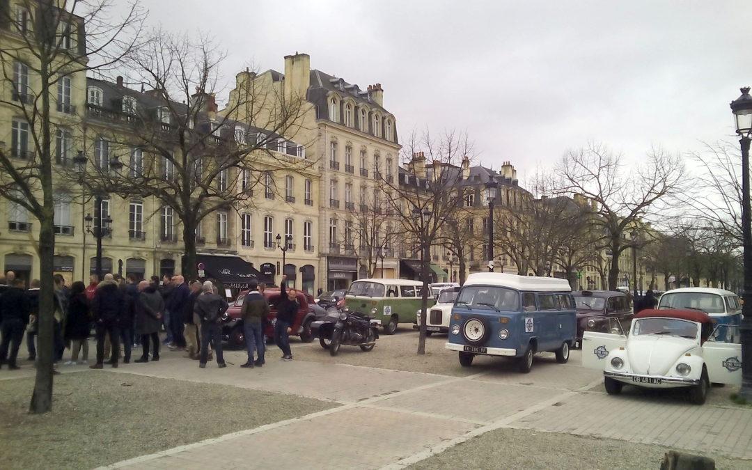 Organisation rallye touristique Bordeaux Médoc