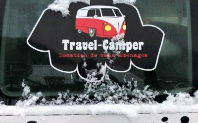 Location van aménagé montagne – Travel Camper Bordeaux