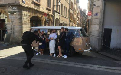 Photographie de mariage vieux Lyon