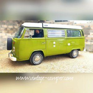 Présentation Chayote – Vintage Camper Jura