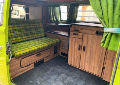 Vintage Camper Jura Suisse Bourgogne Franche Comte Combi Volkswagen Westfalia VW Westy Vanlife lavieenvan Van Vehicule Hippie