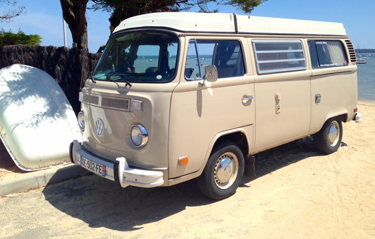 location combi vw – Vintage Camper