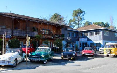 location van aménagé – Vintage Camper Bordeaux Pessac