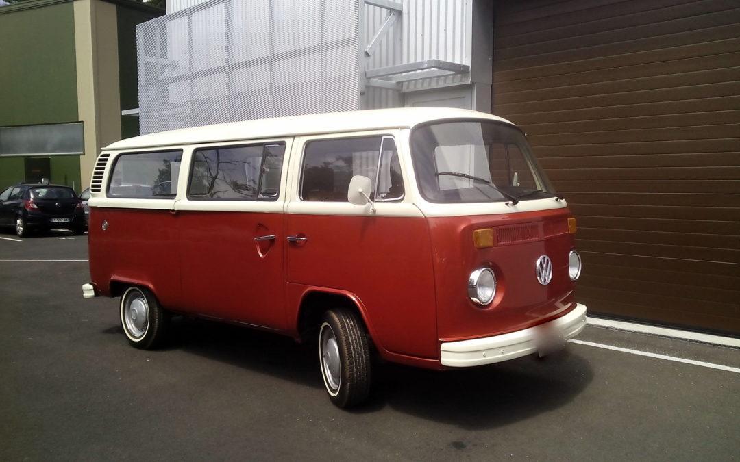 Nouveau Combi vw minibus en vente – Vintage Camper Bordeaux