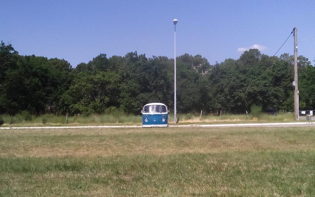 Location combi vw minibus – Vintage Camper Bordeaux