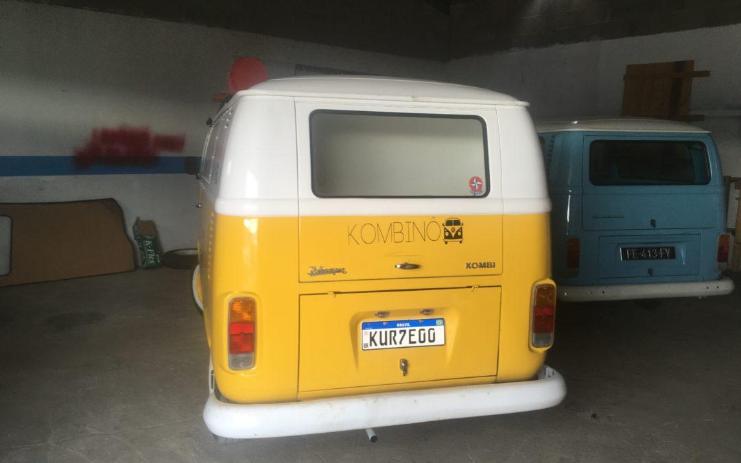Garage agence vintage camper Lyon