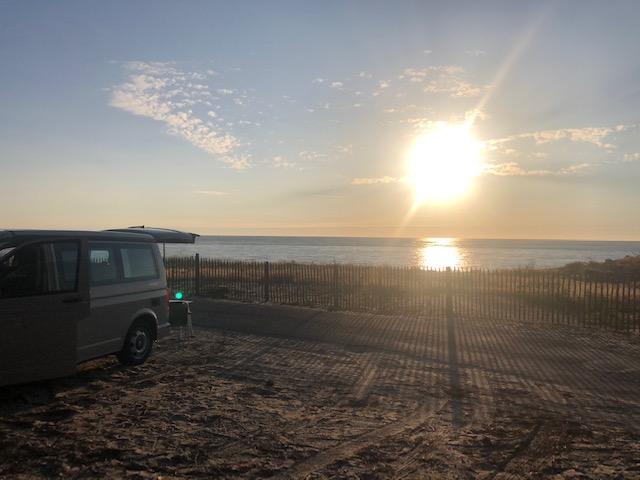 Spot ou dormir au bord de l'océan – Bordeaux Gironde