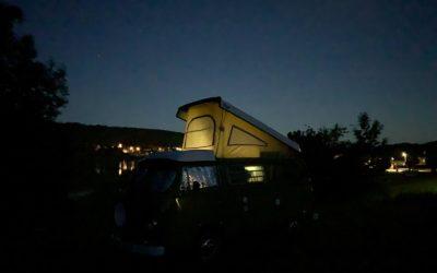 Road trip avec Chayote – Vintage Camper Jura