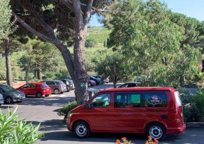 transporter t6.1 california coast rouge