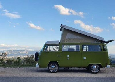 Vintage Camper Jura combi vanlife becombi wikicamper vintage camping liberte westfalia westy baywindow