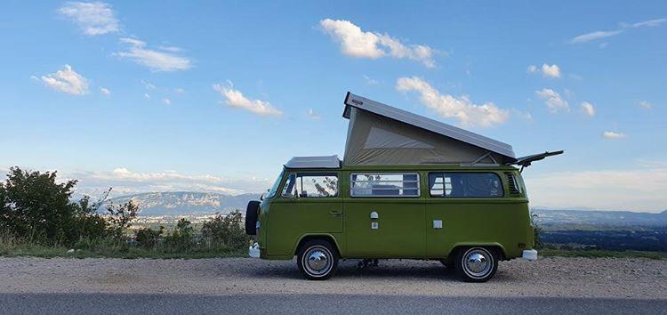 Les aventures de Chayote – Vintage Camper Jura