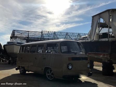 Minibus volkswagen Clipper – Vintage Camper Bordeaux