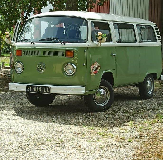 Nettoyage carbu combi VW Vintage Camper