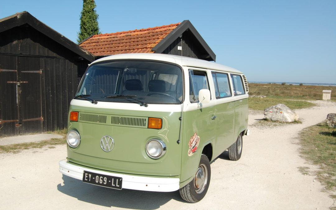 location minibus famille – Vintage Camper Bordeaux