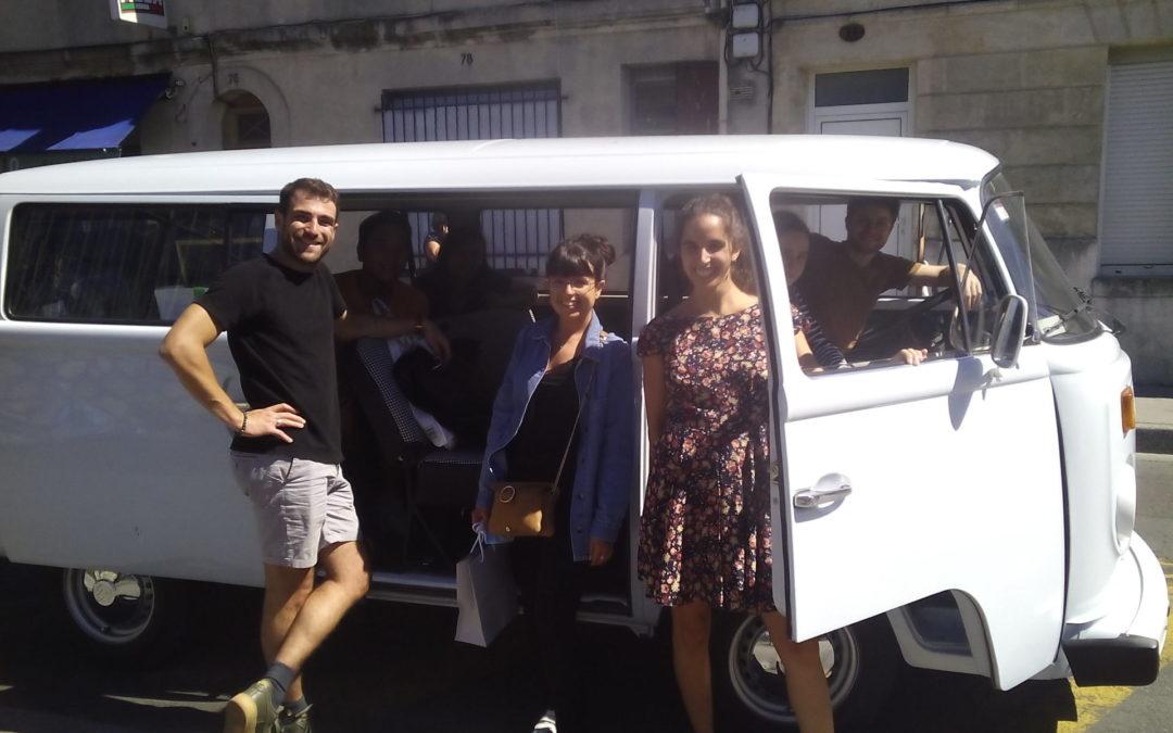 Location voiture de mariée – Bordeaux Gironde