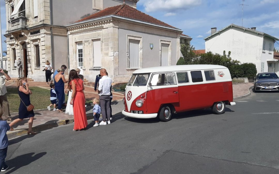 Location voiture mariage – Bordeaux Gironde