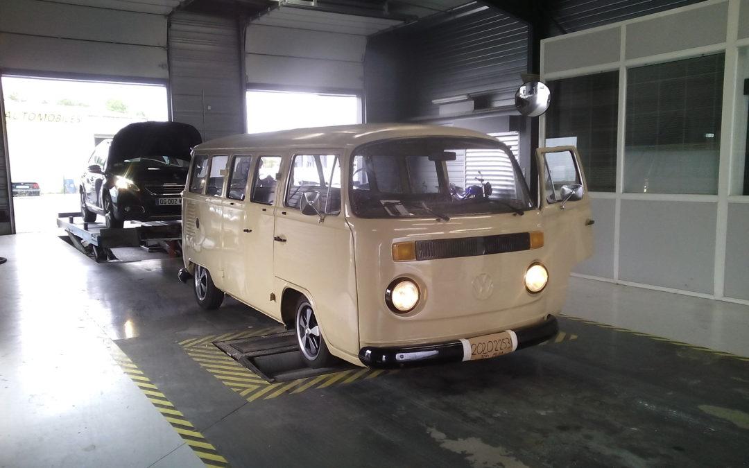 Atlantique Auto contrôle technique – Vintage Camper Bordeaux
